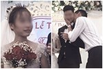 Cô dâu 'số nhọ': Chưa kịp vui vì có bạn lên mừng cưới đã đứng tim khi thấy nam thanh niên ôm chú rể hôn thắm thiết!