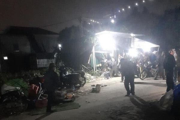 Hưng Yên: Chồng sát hại vợ rồi đến công an đầu thú