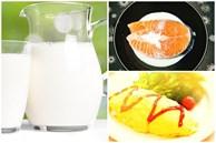 '1001' công dụng thần thánh của sữa tươi trong gian bếp, chắc chắn bạn sẽ vô cùng ngạc nhiên