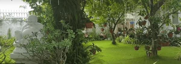 Khám phá không gian sống trong biệt thự của NSND Bạch Tuyết tại TP Hồ Chí Minh-12