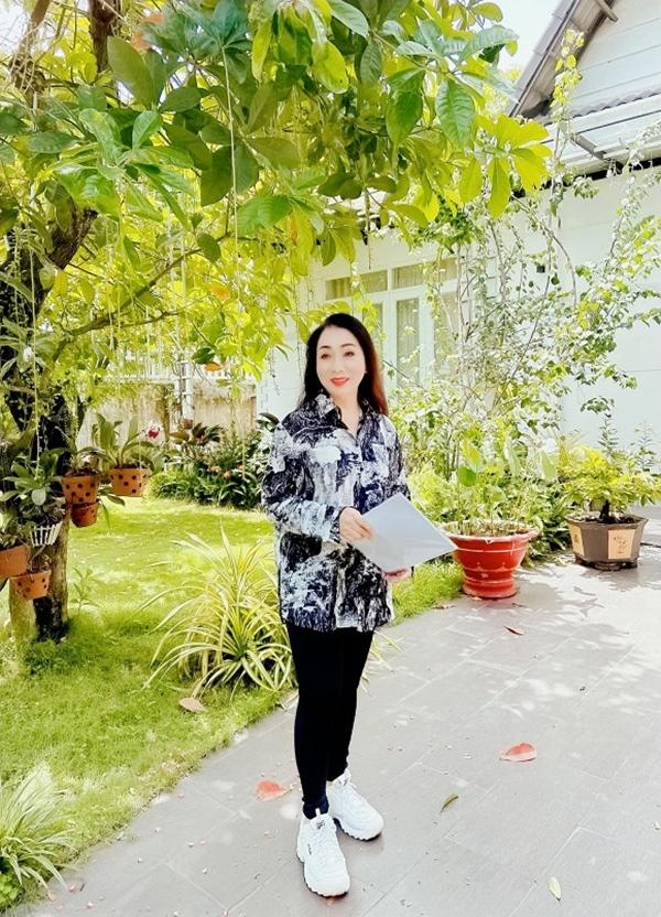 Khám phá không gian sống trong biệt thự của NSND Bạch Tuyết tại TP Hồ Chí Minh-18