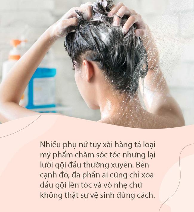 """7 bộ phận quan trọng phụ nữ cần làm sạch đúng cách khi tắm, bằng không vi khuẩn sẽ trú ngụ"""" và gây hàng tá bệnh-3"""