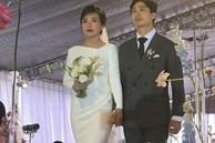 Công Phượng khép lại đám cưới bằng lời cảm ơn chân thành, ngượng ngùng 'em hát sợ mọi người về hết'
