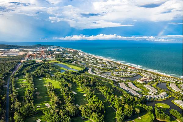 BĐS nghỉ dưỡng thu hút mạnh các nhà đầu tư Tây Nam Bộ-1