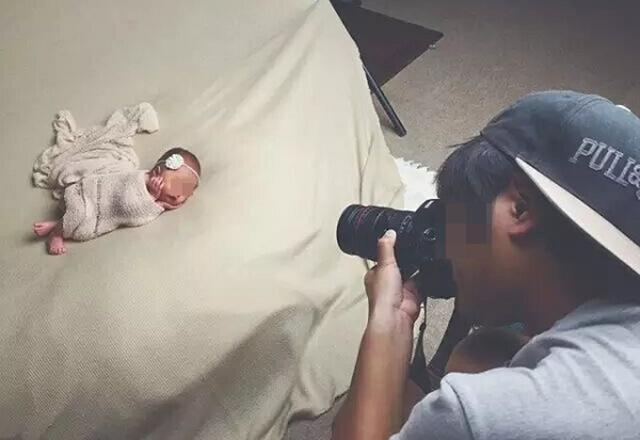 """Bé chưa đầy tháng được thông báo bệnh nguy kịch vì chụp ảnh nghệ thuật, bác sĩ tức giận trách mắng người mẹ vô trách nhiệm""""-4"""