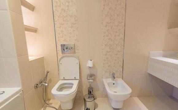 Những phong thủy kiêng kỵ về vị trí phòng tắm-3