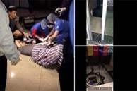 Hà Nội: Từ thang máy bước ra sảnh không có lan can, người đàn ông ngã từ tầng 2 xuống đất chấn thương nặng