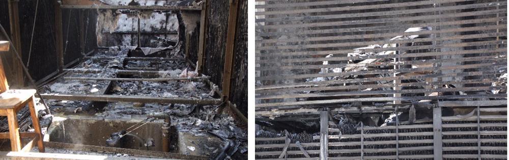 Hà Nội: Cháy hệ thống điều hòa chung cư, hàng trăm cư dân hoảng loạn tháo chạy-3