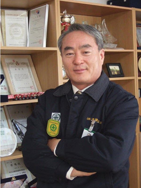 KBS hé lộ danh tính bố đẻ đại gia của Kim Tae Hee: Chủ tịch công ty danh tiếng doanh thu 300 tỷ, được Thủ tướng Hàn khen tặng-4