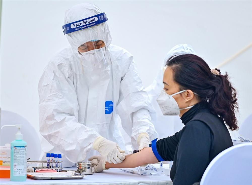 Hà Nội ghi nhận 2 ca dương tính với SARS-CoV-2-1