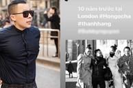 Sau 9 năm vướng hiềm khích, Vũ Khắc Tiệp gây xôn xao khi đăng ảnh chụp chung và nhắc đến Thanh Hằng
