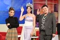 Tân Hoa hậu Đỗ Thị Hà bị 'soi' eo kém thon trên sóng truyền hình