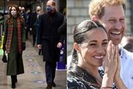 Đúng ngày vợ chồng Công nương Kate khởi hành chuyến đi đặc biệt, nhà Meghan Markle tung ra thông tin mới, ngầm tuyên bố 'cạnh tranh' với Nữ hoàng Anh