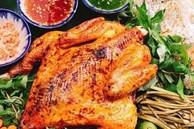 Công thức làm gà nướng ngon dịp Giáng sinh