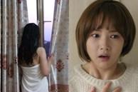 Vợ chồng đang 'quấn' nhau trên giường thì thấy rèm cửa phòng ngủ khác lạ, cô vợ phát hoảng vì nhân vật này nấp ở đó