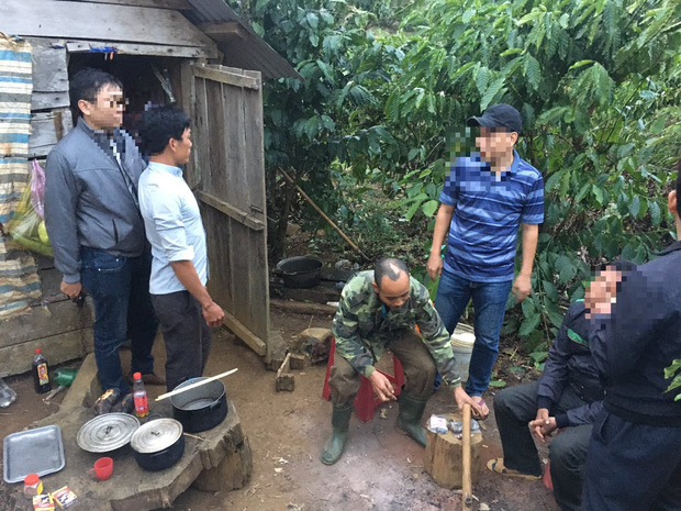 Nóng: Bắt 5 đối tượng vụ bắt cóc 1 nông dân đòi tiền chuộc 4,5 tỷ ở Bà Rịa - Vũng Tàu-1