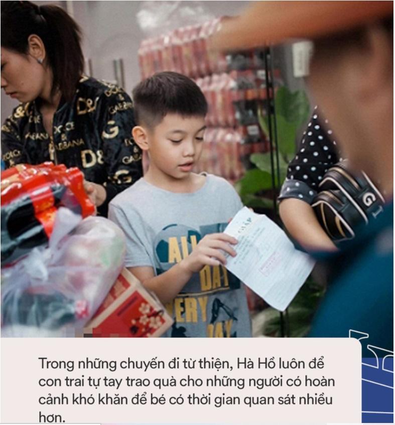Ít ai ngờ mấy tháng qua Hồ Ngọc Hà đã âm thầm làm điều này, nhiều người cảm thán: Các con cô lớn lên chắc chắn sẽ thành người tốt-2