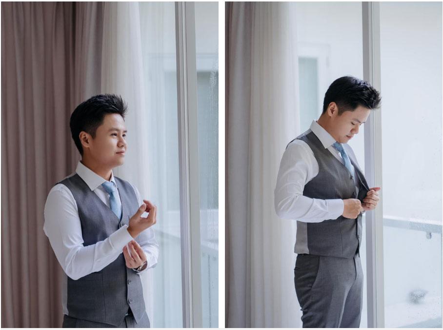Phan Thành cũng không thoát cảnh phát tướng sau khi lấy vợ, mới dăm bữa đã lên mạng bán than-4