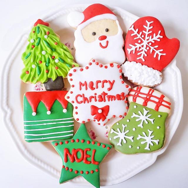 Bán cả nghìn chiếc mỗi vụ Noel, tiệm bánh hốt bạc nhờ ý tưởng độc lạ-1