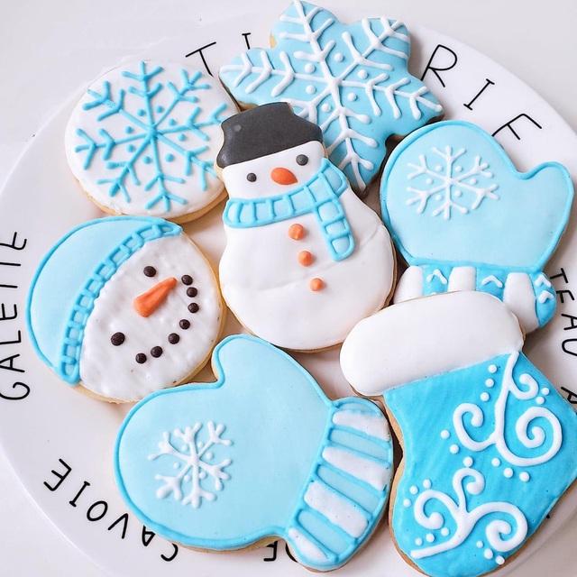 Bán cả nghìn chiếc mỗi vụ Noel, tiệm bánh hốt bạc nhờ ý tưởng độc lạ-2