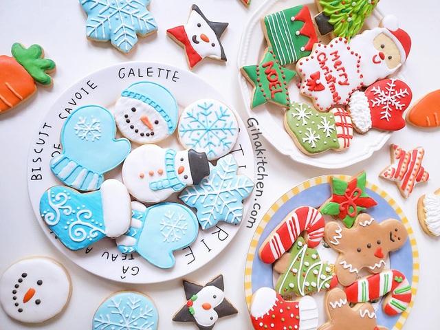 Bán cả nghìn chiếc mỗi vụ Noel, tiệm bánh hốt bạc nhờ ý tưởng độc lạ-3
