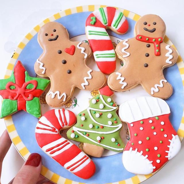 Bán cả nghìn chiếc mỗi vụ Noel, tiệm bánh hốt bạc nhờ ý tưởng độc lạ-4