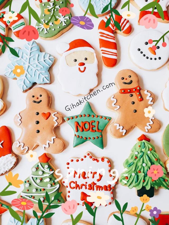 Bán cả nghìn chiếc mỗi vụ Noel, tiệm bánh hốt bạc nhờ ý tưởng độc lạ-5