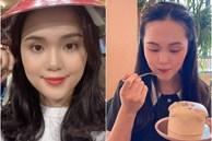 'Công chúa béo' Quỳnh Anh xuất hiện với gương mặt nhỏ nhắn đến bất ngờ sau 4 tháng sinh con