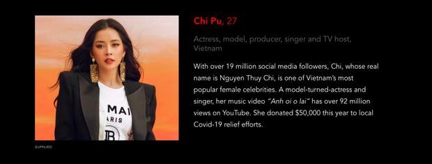 Forbes công bố Trấn Thành, Đông Nhi, Chi Pu lọt top 100 ngôi sao có sức ảnh hưởng nhất châu Á, sánh vai bên cả BTS - BLACKPINK-3
