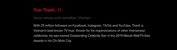Forbes công bố Trấn Thành, Đông Nhi, Chi Pu lọt top 100 ngôi sao có sức ảnh hưởng nhất châu Á, sánh vai bên cả BTS - BLACKPINK-1