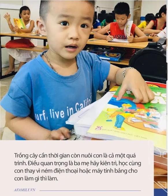 Cậu bé 3 tuổi nói tiếng Anh như gió, có trí nhớ kinh ngạc, bố tiết lộ bí quyết giúp con tự học phụ huynh nào cũng có thể làm theo-2