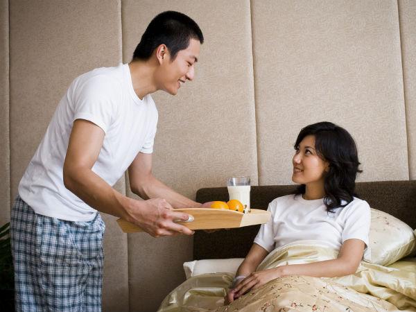 Tận mắt nhìn con trai chăm vợ đẻ, mẹ chồng quát: Đàn ông hầu vợ là nhục, nàng dâu hỏi lại câu này bà im re-1