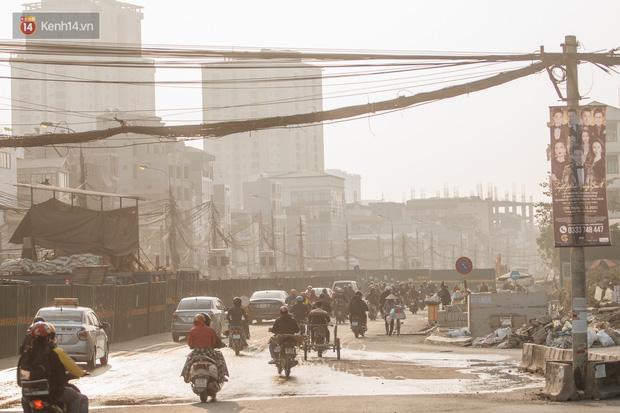 Chuyện ở Hà Nội: Ùn tắc không mất đi, nó chỉ chuyển từ đường này sang đường khác!-3