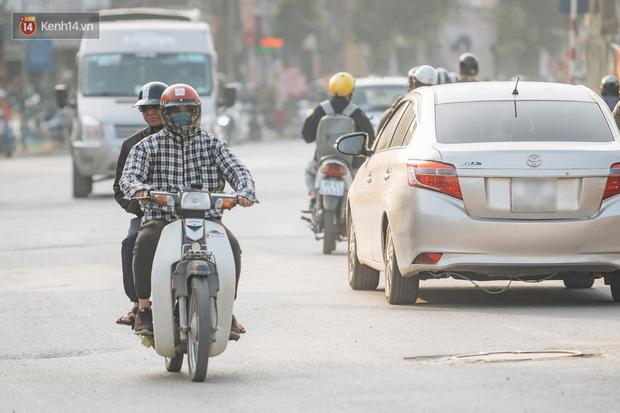 Chuyện ở Hà Nội: Ùn tắc không mất đi, nó chỉ chuyển từ đường này sang đường khác!-4