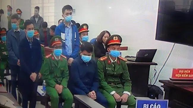 Cựu Chủ tịch Hà Nội lĩnh án 5 năm tù-1