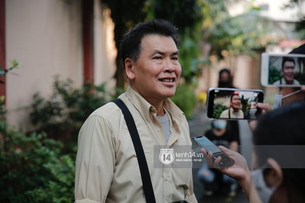 Cập nhật lễ tang NS Chí Tài tại Việt Nam: NS Hữu Nghĩa, Vũ Thanh có mặt từ sớm, đội bảo vệ 50 người thắt chặt an ninh-1