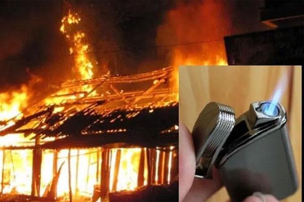 Bắt kẻ đốt nhà khiến vợ bỏng nặng chỉ vì... miếng thịt chó-1