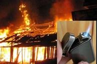 Bắt kẻ đốt nhà khiến vợ bỏng nặng chỉ vì... miếng thịt chó