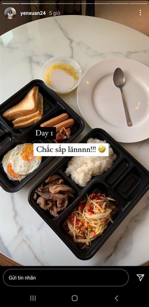 Yến Xuân chia sẻ cuộc sống cách ly tại Thái Lan, tận dụng mọi thứ có thể để tập luyện-3