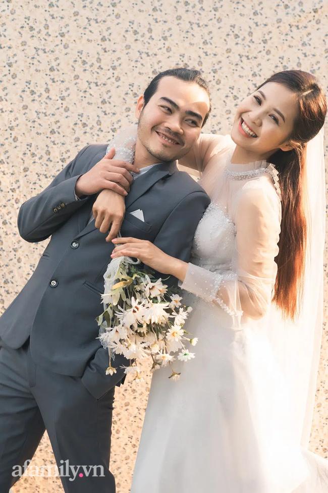 Bộ ảnh cưới kì dị ở nghĩa trang gây tranh cãi MXH: Hóa ra lại liên quan đến câu chuyện thật của nhân vật chính, nhan sắc cô dâu quá bất ngờ-20