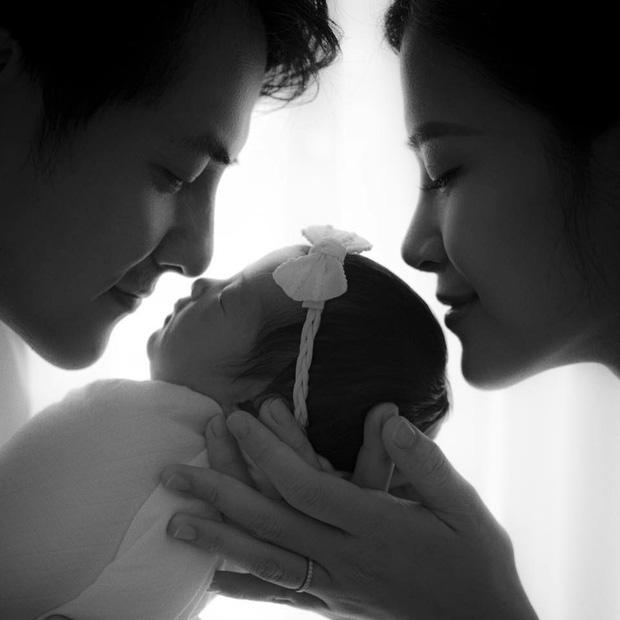 Đông Nhi ấm lòng vì câu nói của chồng: Điều đầu tiên dạy con chính là phải yêu mẹ thật nhiều-1