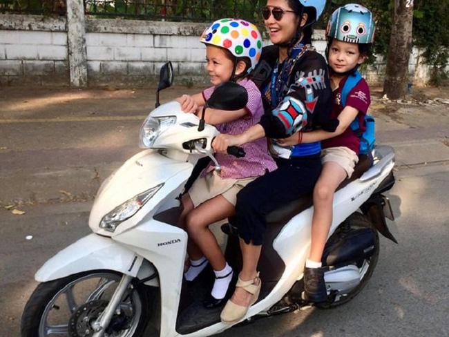 4 diva Việt: Người giản dị bình yên, người truân chuyên lận đận nhưng đều có cách nuôi dạy con khiến ai nấy đều ngưỡng mộ-5