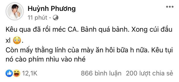 Dàn sao Vbiz đã đến gặp nam gymer xúc phạm NS Chí Tài, Cát Phượng - Huỳnh Phương hé lộ chi tiết buổi nói chuyện-11