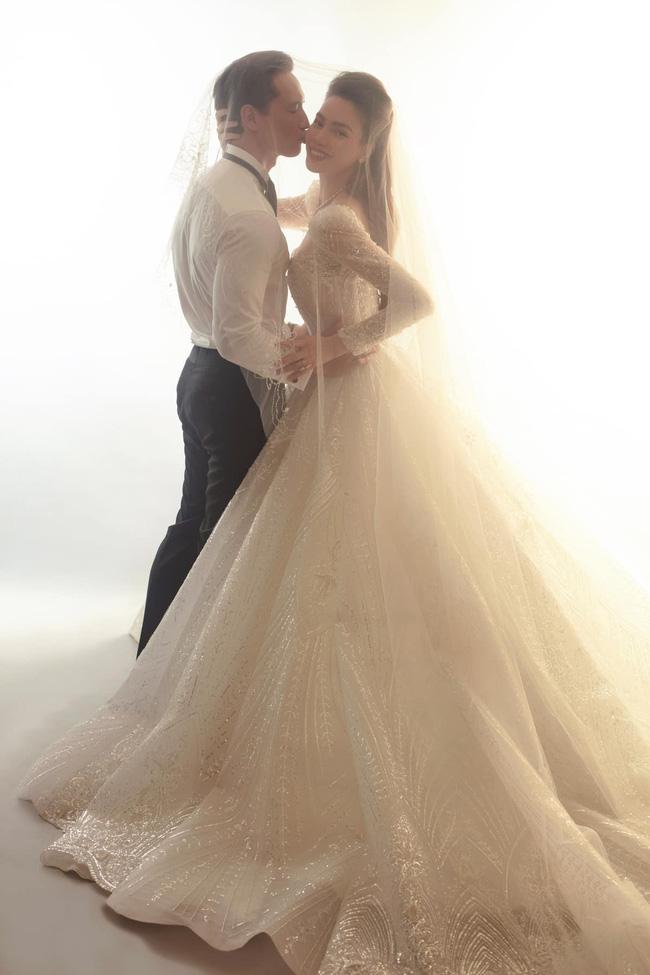 Hồ Ngọc Hà chính thức tung ảnh cưới cùng Kim Lý-2