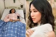 Linh Miu đăng ảnh nhập viện sau phát ngôn gây tranh cãi về cố nghệ sĩ Chí Tài