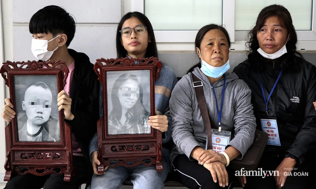 Nước mắt người ở lại trong vụ chồng cuồng ghen giết vợ và con trai 2 tuổi ở Hà Nội: Sao nó lại nỡ lòng sát hại cả đứa con ruột của mình-4