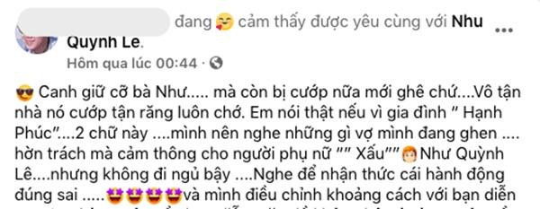 Chuyện hôn nhân diễn viên Hoàng Anh và Quỳnh Như: Kết thúc chóng vánh, nỗi đau thuộc về ai?!-8