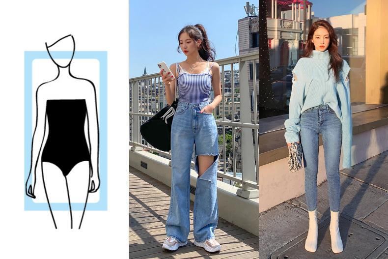 Muốn chọn được chiếc quần jeans tôn dáng đỉnh của đỉnh, đồ rẻ mà mặc sang như đồ đắt thì chị em cần lưu ý vào chi tiết này-3