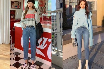 Muốn chọn được chiếc quần jeans tôn dáng