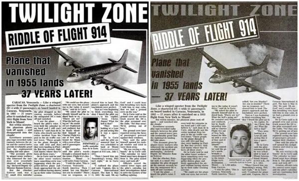 Bí ẩn chuyến bay định mệnh chở theo 57 hành khách đột ngột mất tích trên không trung rồi lại xuất hiện đáp đất gần 40 năm sau-2